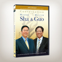 Conversation with Master Sha & Master Guo (DVD)